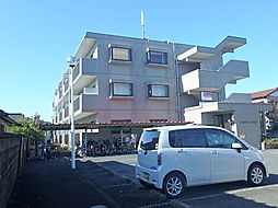 神奈川県平塚市田村5丁目の賃貸マンションの外観