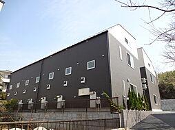 [タウンハウス] 東京都八王子市山田町 の賃貸【/】の外観