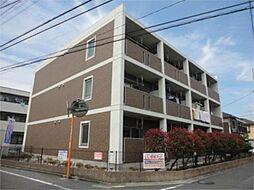 神奈川県相模原市中央区陽光台3丁目の賃貸マンションの外観