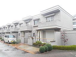 [タウンハウス] 千葉県市川市中国分4丁目 の賃貸【/】の外観
