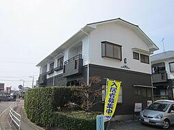 福岡県福岡市城南区長尾2丁目の賃貸アパートの外観