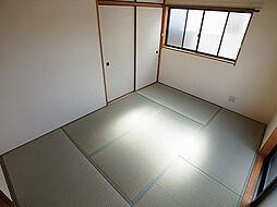 アーバンスクエア片山町の和室も綺麗です