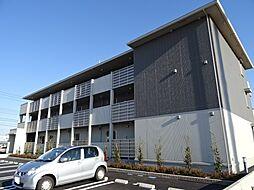 新潟県新潟市中央区鳥屋野南3丁目の賃貸アパートの外観