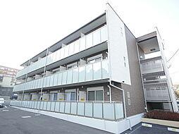 神奈川県厚木市戸室2丁目の賃貸アパートの外観