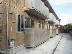 富山県富山市秋吉新町の賃貸アパートの外観