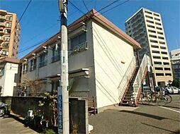 東京都多摩市一ノ宮3の賃貸アパートの外観