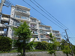 ユメノサニーハイツ[4階]の外観