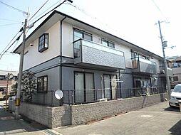 コンフォーレ上野西A棟[1階]の外観