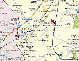 [テラスハウス] 千葉県柏市豊四季 の賃貸【/】の外観
