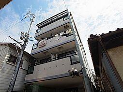 メゾン・ド・クレイン[4階]の外観