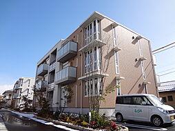 滋賀県長浜市分木町の賃貸マンションの外観