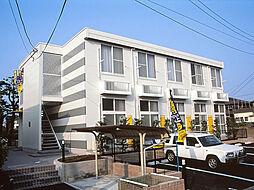 コートサイドC[1階]の外観