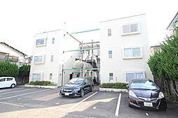 神奈川県横浜市港北区綱島台の賃貸マンションの外観