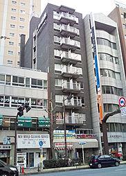 朝日目黒ビジネスマンション[6階]の外観