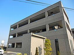 埼玉県川口市大字源左衛門新田の賃貸マンションの外観