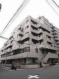 大阪府大阪市中央区高津1丁目の賃貸マンションの外観