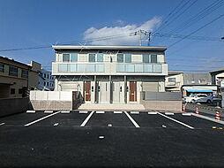 レジデンス福間駅前 弐番館[101号室]の外観