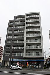 レジディア四谷三丁目[10階]の外観