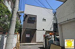 [一戸建] 千葉県市川市南八幡3丁目 の賃貸【/】の外観