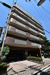 大阪府大阪市旭区今市1丁目の賃貸マンションの外観