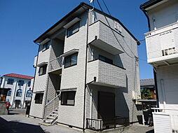 滋賀県彦根市河原1丁目の賃貸アパートの外観