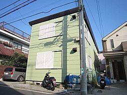 浜祥コーポ[201号室]の外観