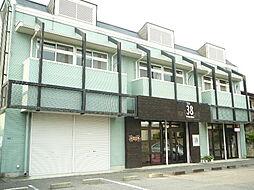 栃木県宇都宮市東今泉1の賃貸アパートの外観