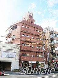 東京都北区西ケ原2丁目の賃貸マンションの外観