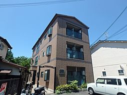 大阪府箕面市桜5丁目の賃貸マンションの外観