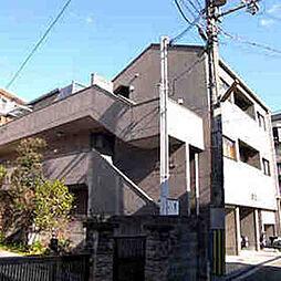 大阪府豊中市刀根山3丁目の賃貸マンションの外観