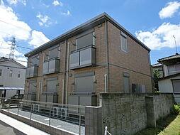 第一八洲荘NEO(ヤシオソウ)[2階]の外観