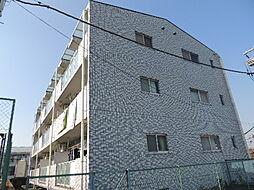 アーネストマンション[3階]の外観