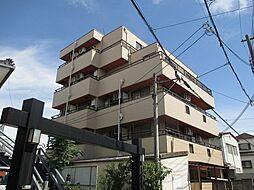 マンションのぞみ[4階]の外観