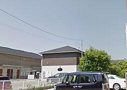 福島県郡山市富田町字向舘の賃貸アパートの外観