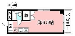 T.K.Kビル[3階]の間取り