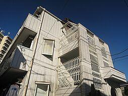 ダジュール松原[3階]の外観