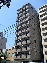 第6マルヤビル箱崎[203号室]の外観