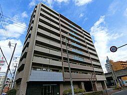 大阪府大阪市淀川区新高1丁目の賃貸マンションの外観