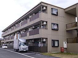 三重県桑名市長島町出口の賃貸マンションの外観