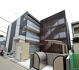 リブリ・プレゾン[3階]の外観