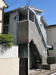 ケーハウス21[1階]の外観