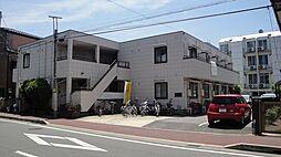 千葉県千葉市中央区松波1丁目の賃貸アパートの外観
