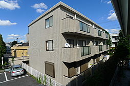 千葉県松戸市新松戸南1丁目の賃貸マンションの外観