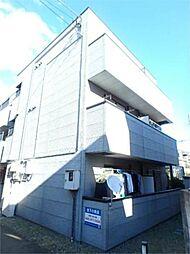 アムールhashimotoI[202号室]の外観