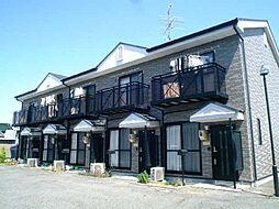 愛知県刈谷市東境町の賃貸アパートの外観