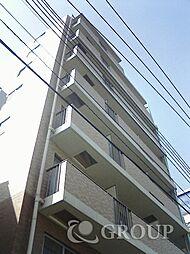 プレール学芸大学弐番館[5階]の外観