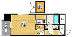 エステート・モア・祇園[9階]の間取り
