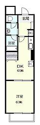 フォーレスト・センタービル[8階]の間取り