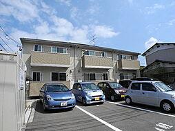 長崎県長崎市女の都4丁目の賃貸アパートの外観