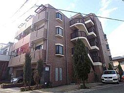大阪府豊中市螢池中町3丁目の賃貸マンションの外観
